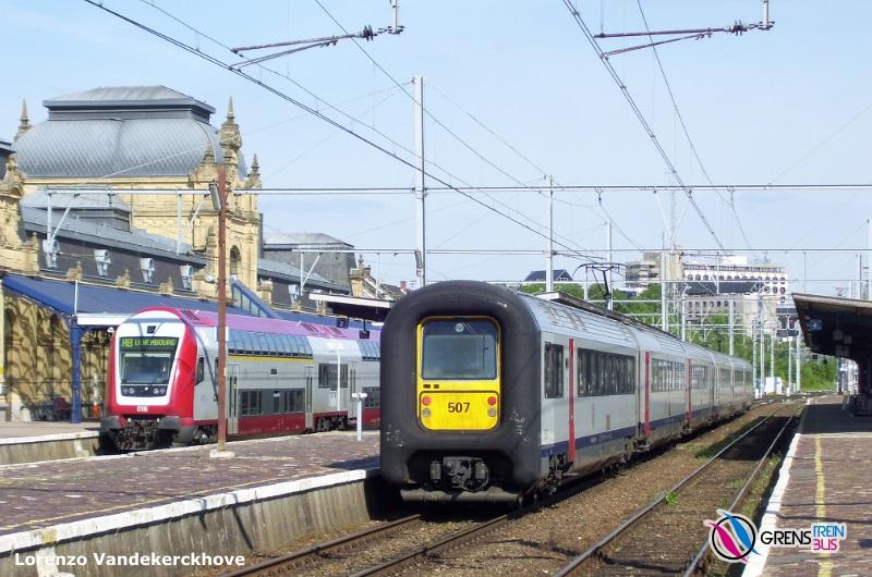 trein enkele reis