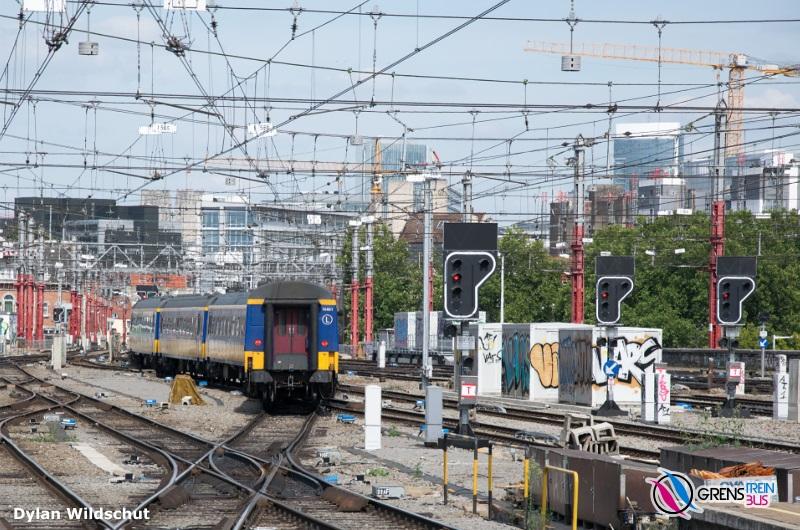 trein weert amsterdam